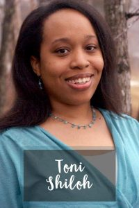 Author Spotlight—Toni Shiloh