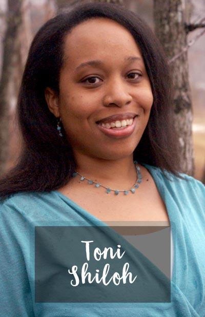 Author Spotlight—Toni Shiloh