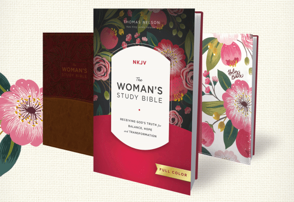 The Study Bible for Women: NKJV Edition