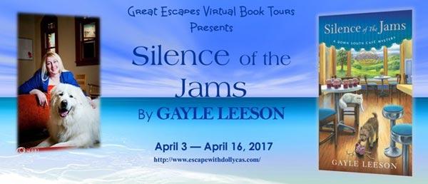 Silence of the Jams (A Down South Café Mystery)