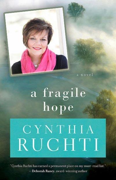 Author Spotlight—Cynthia Ruchti