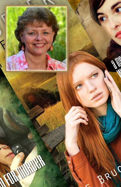 Author Spotlight—Joanie Bruce