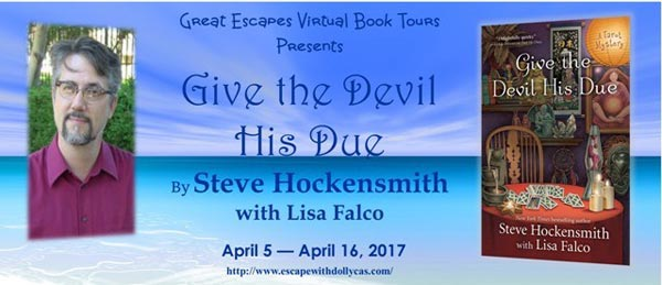 Give the Devil His Due (A Tarot Mystery) - banner