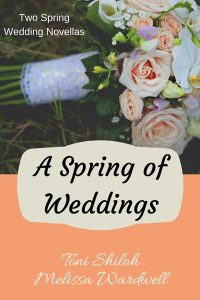 "Scavenger Hunt with ""A Spring of Weddings, Melissa Wardwell"""