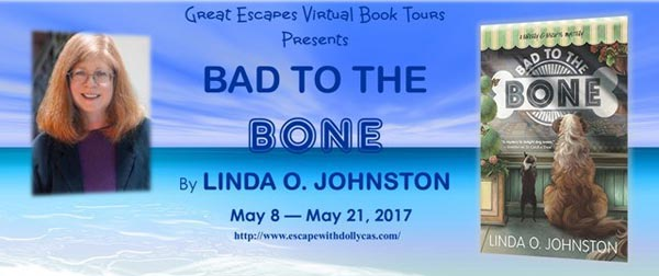 Bad to the Bone (A Barkery & Biscuits Mystery) - banner