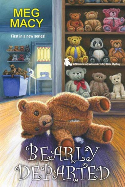 Bearly Departed (A Teddy Bear Mystery)