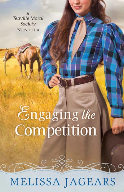 Engaging the Competition (A Teaville Moral Society Novella)