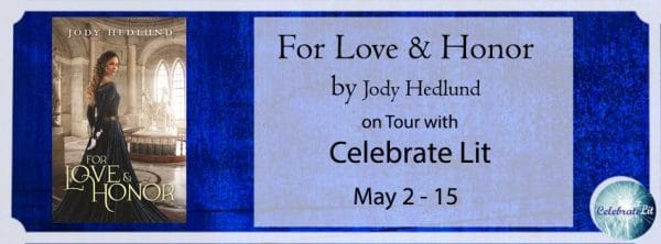 For Love and Honor- Celebrate Lit Tour