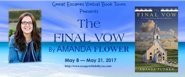 The Final Vow---A Living History Museum Mystery - banner