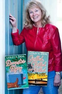 Author Spotlight—Lesley A. Diehl