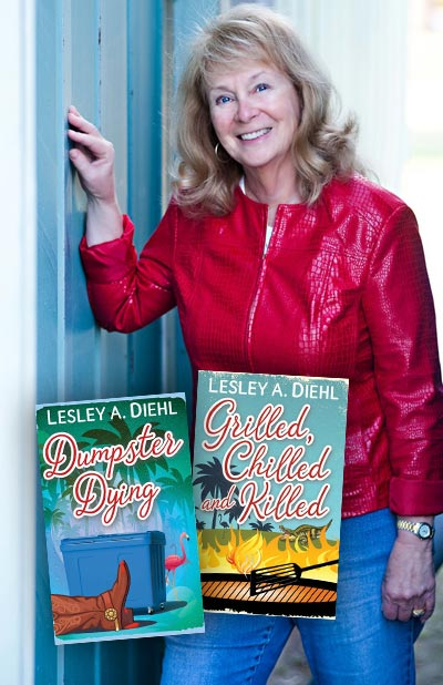 Author Spotlight—Lesley A. Diehl