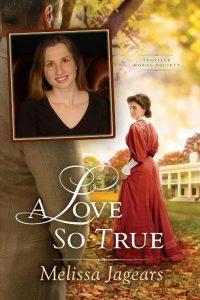 Author Spotlight—Melissa Jagears