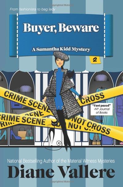 Buyer, Beware: A Samantha Kidd Humorous Mystery (A Samantha Kidd Mystery Book 2)