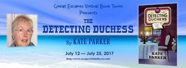 The Detecting Duchess (Victorian Bookshop Mystery) (Volume 5) - banner