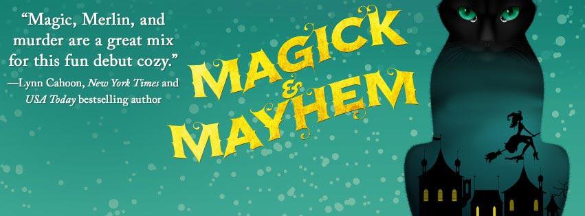 Magick & Mayhem - banner