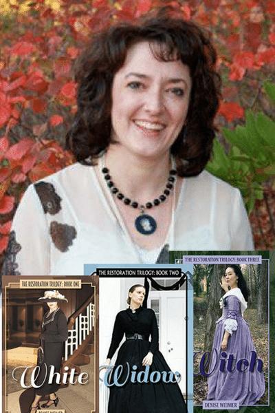 Author Spotlight: Denise Weimer