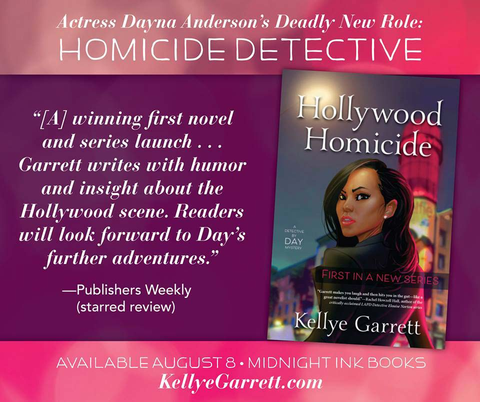 Hollywood Homicide (A Detective by Day Mystery) - banner