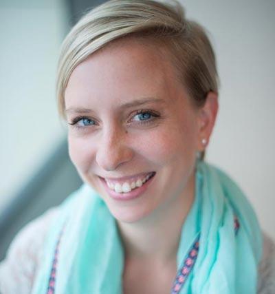 Author Interview: Sarah Monzon