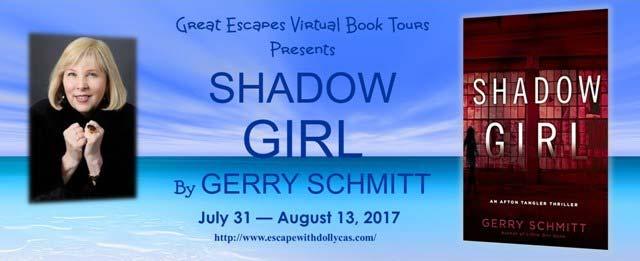 Shadow Girl (An Afton Tangler Thriller) - banner