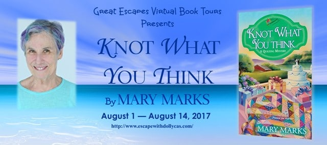 Knot What You Think- Great Escapes Book Tours