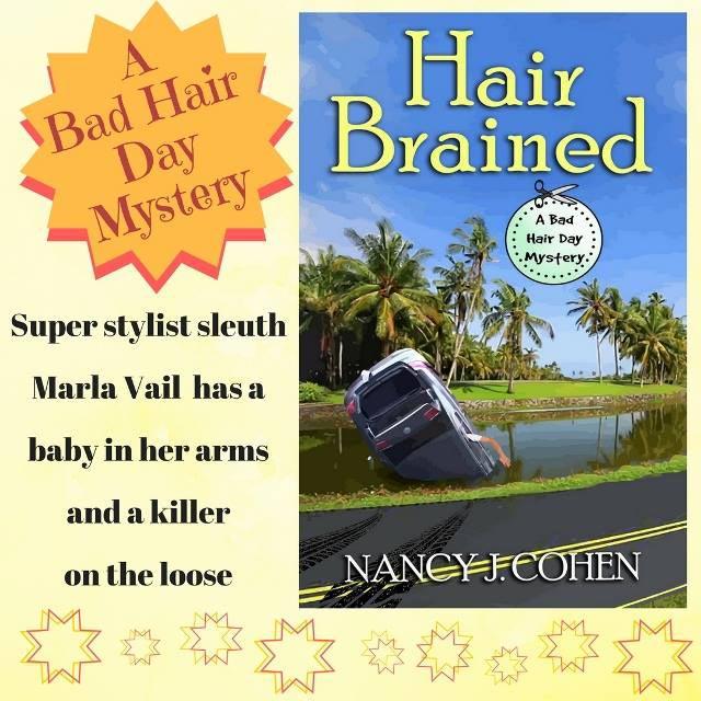 Hair Brained by Nancy J Cohen