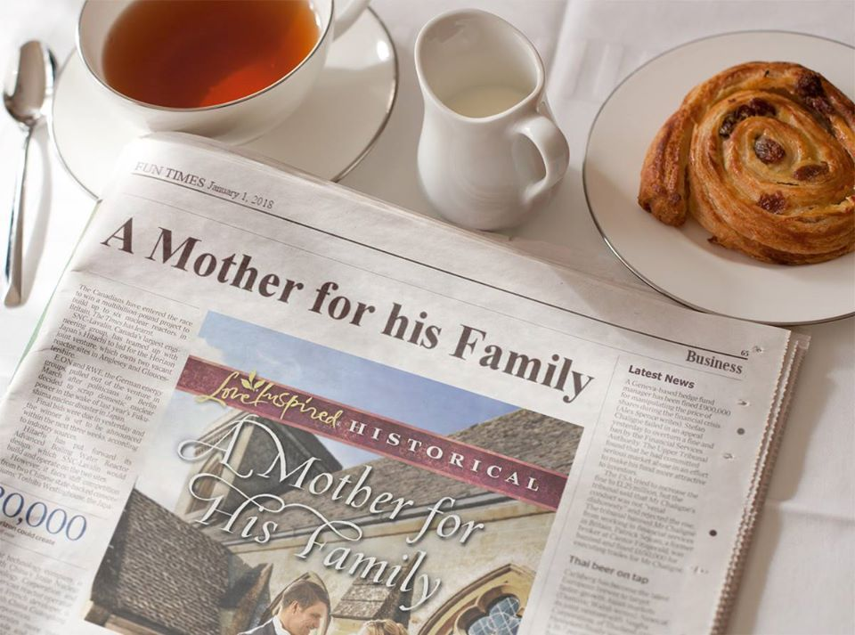 A Mother For His Family- Cover Reveal