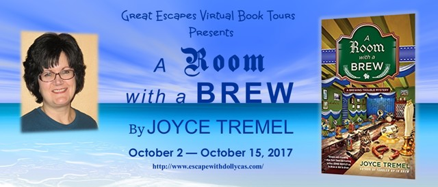 A Room with a Brew Cozy Mystery