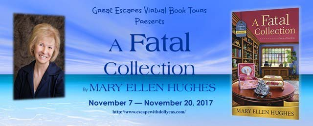 A Fatal Collection Mary Ellen Hughes
