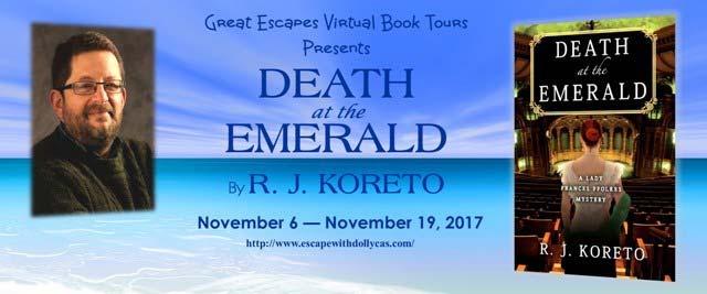 Death at the Emerald R.J. Koreto