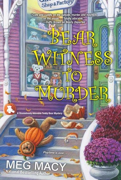 Bear Witness to Murder by Meg Macy