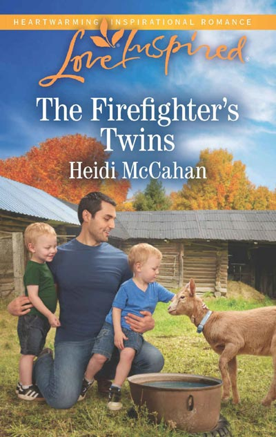 The Firefighters Twins