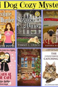 Cat and Dog Cozy Mystery Tour