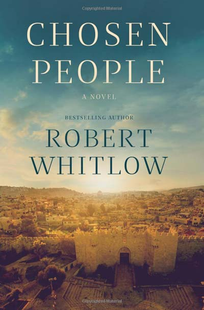 Chosen People by Robert Whitlow