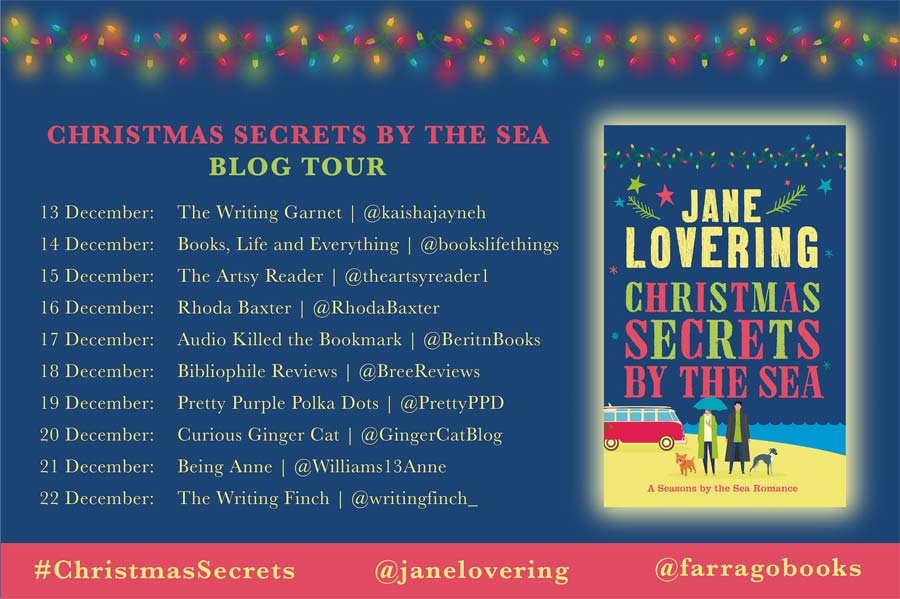 Christmas Secrets by the Sea - banner image