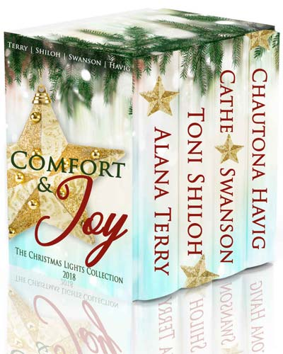 Comfort & Joy: The Christmas Lights Collection 2018