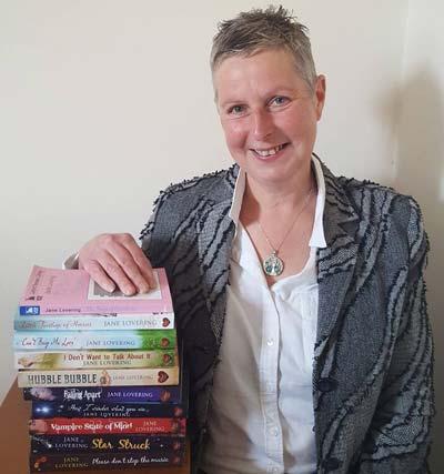 Jane Lovering (photo by Vienna Johnson)