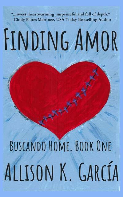 Finding Amor (Buscando Home) (Volume 1)