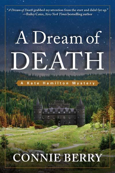 A Dream of Death - A Kate Hamilton Mystery