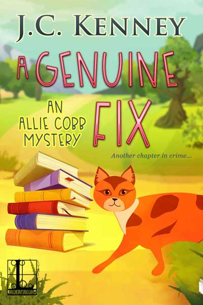 A Genuine Fix (An Allie Cobb Mystery)