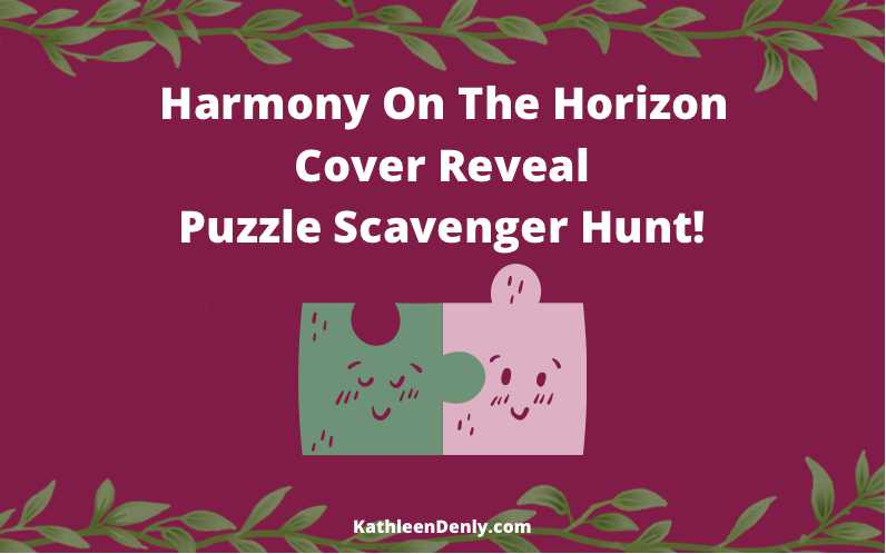 Harmony on the Horizon - Cover Reveal Puzzle Scavenger Hunt - Tour Image